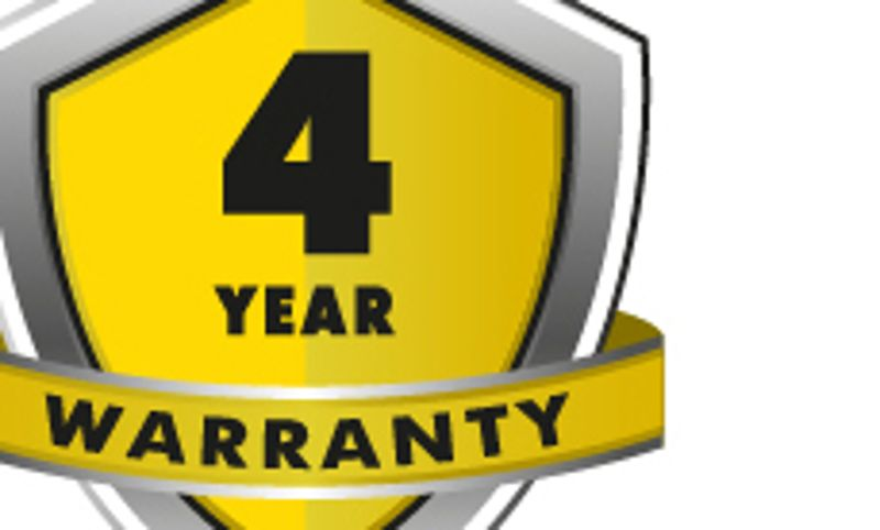 Double your warranty period