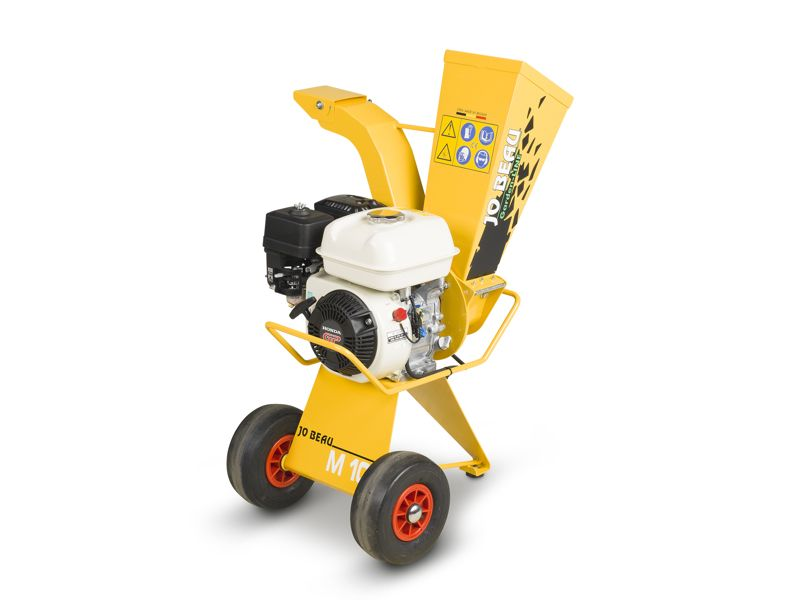 M100 Garden Line wood chipper