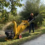 M250 Garden Line wood chipper (3)