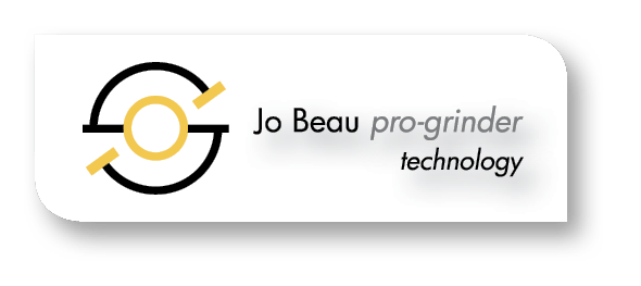 Jo Beau® pro-grinder technology™