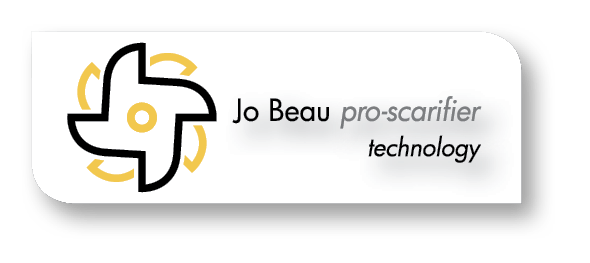Jo Beau® pro-scarifier technology™